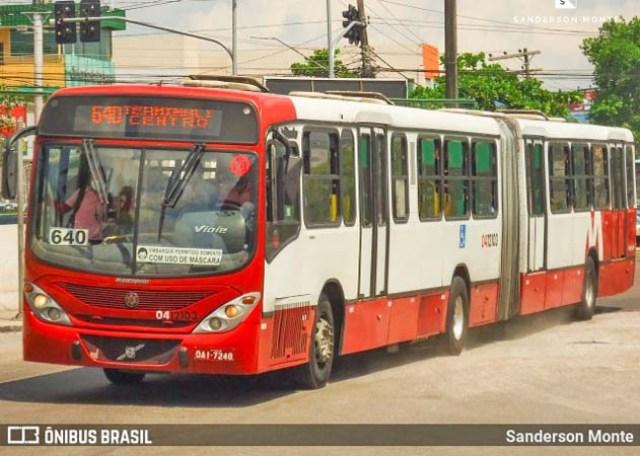 Manaus: Polícia prende dupla que assaltava ônibus no Terminal de Integração 3 - revistadoonibus