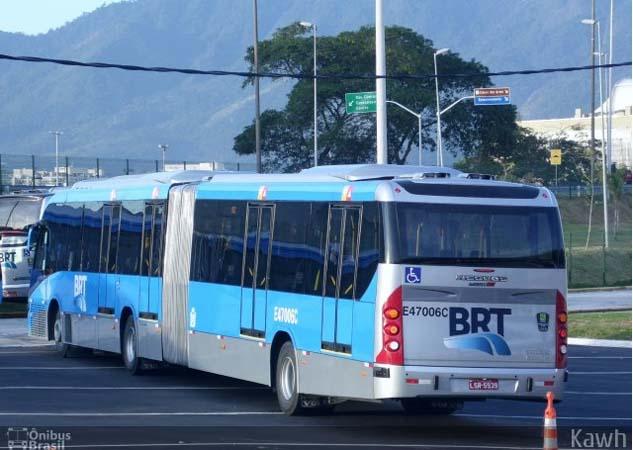 Vídeo: Policiais impedem calote após homem ameaçar motorista do BRT Rio