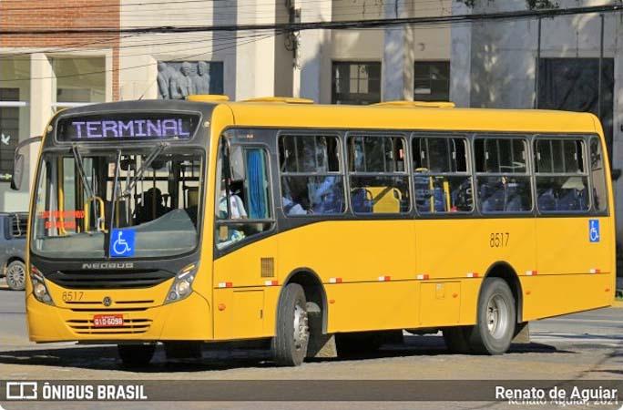 SC: Tarifa de ônibus de Jaraguá do Sul terá redução a partir de quarta-feira