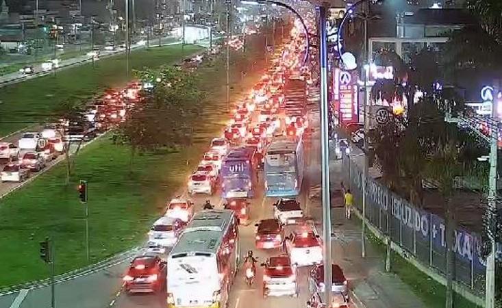 Ao Vivo: Confira a situação das Estradas em vários estados do Brasil nesta quarta-feira