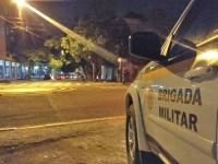 Porto Alegre: Marginal acaba morto pela Brigada Militar ao assaltar passageiros em ponto de ônibus - revistadoonibus
