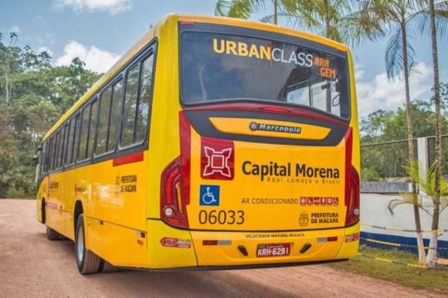 Macapá recebe 20 novos ônibus para renovação de frota - revistadoonibus