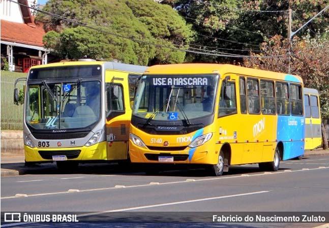 PR: Tarifa de ônibus em Londrina deve aumentar 10% em 2022