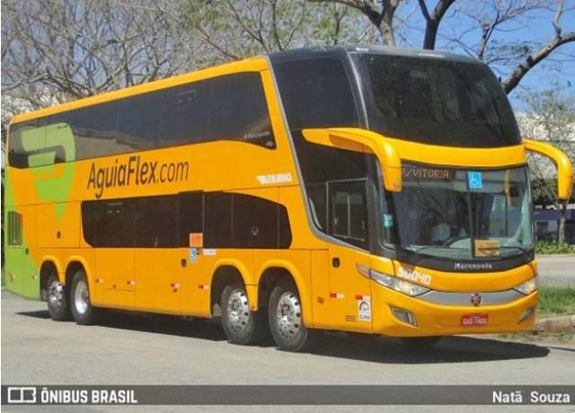 Vitória de mudar o embarque e desembarque de ônibus fretadas na Praça dos Namorados - revistadoonibus