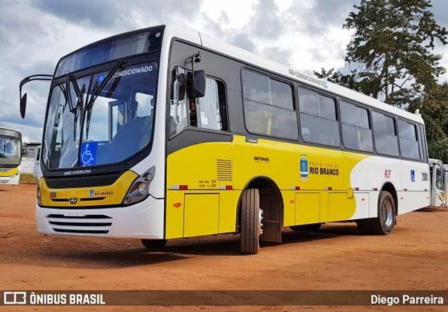 Rio Branco: Rodoviários seguem com paralisação pelo segundo dia