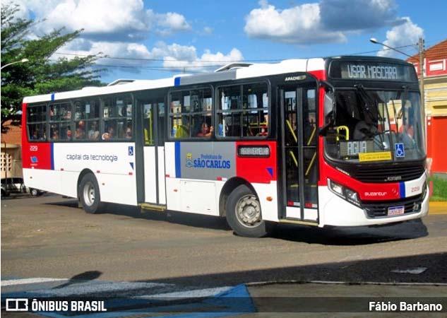 SP: Moradores de São Carlos reclamam da lotação nos ônibus
