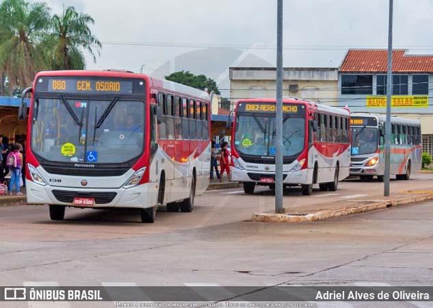Campo Grande: Homem acaba detido pela polícia por importunação sexual em ônibus