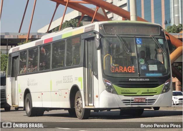 Rio: Justiça determina o retorno da linha 994 da Viação Pavunense