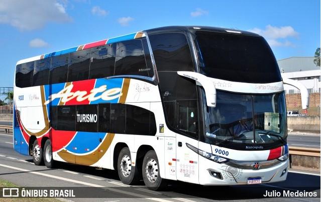 MG: Ônibus da Arte Turismo tomba na BR-146 e deixa um morto e vários feridos em Serra do Salitre