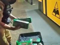 Vídeo: Polícia Rodoviária do Paraná apreende passageiro de ônibus com 35 kg de entorpecentes em Rolândia - revistadoonibus