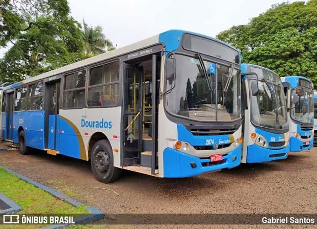 Dourados: Cidade Universitária terá mais horários de ônibus a partir desta segunda-feira - revistadoonibus