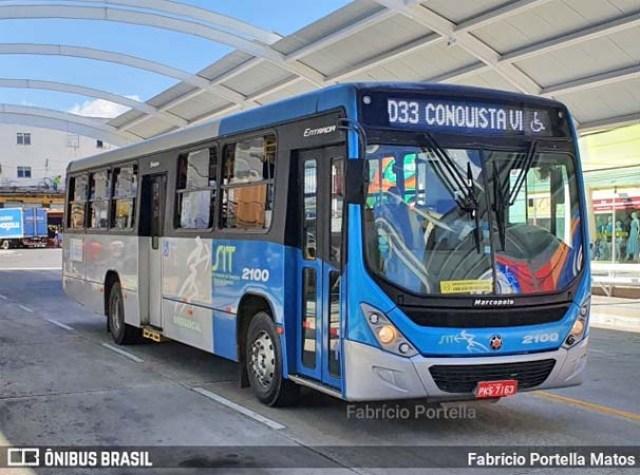 BA: Vitória da Conquista reduz valor da tarifa dos ônibus para quem usar vale-transporte - revistadoonibus