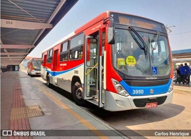 Prefeitura de Campo Grande libera lotação nos ônibus seguindo medidas de segurança - revistadoonibus