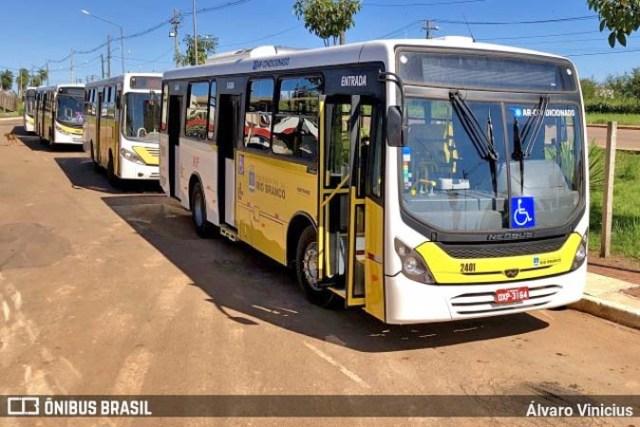Rodoviários de Rio Branco iniciam paralisação nesta manhã - revistadoonibus