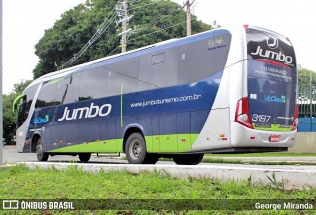 São Paulo: Empresa Jumbo Turismo abre vagas para motoristas - revistadoonibus