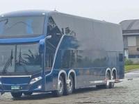 Vídeo: Surge imagem do primeiro Busscar Vissta Buss DD da Viação Cometa - revistadoonibus