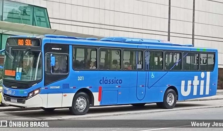 Rio: Viação Util segue operando ônibus livre para shopping na zona sul da cidade