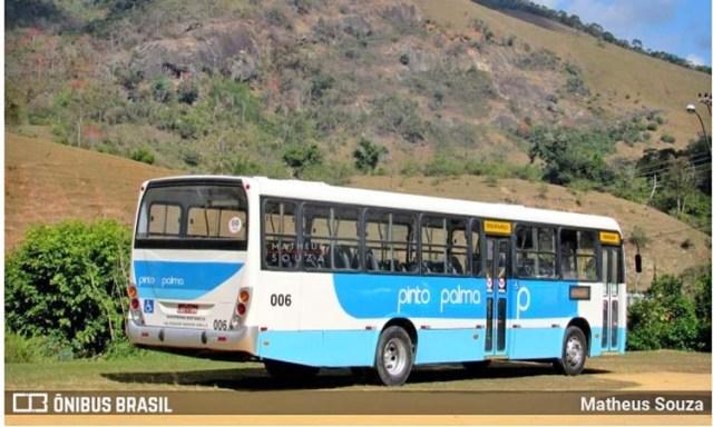 RJ: Pinto e Palma deixa operação municipal de Cantagalo - revistadoonibus