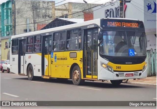 Rio Branco: Rodoviários seguem com paralisação pelo segundo dia - revistadoonibus