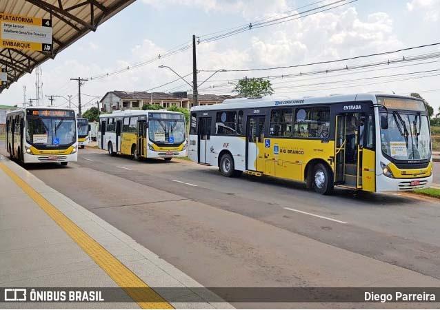 Rio Branco: Paralisação dos rodoviários ainda segue indefinida para esta terça-feira