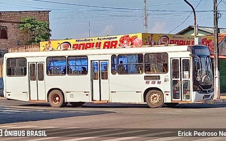Vídeo: Motorista de ônibus deixa idoso cair de ônibus em movimento em Santarém