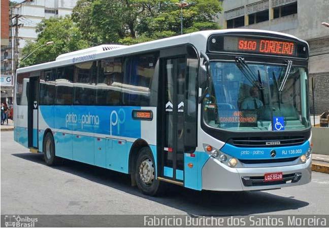 RJ: Pinto e Palma deixa operação municipal de Cantagalo