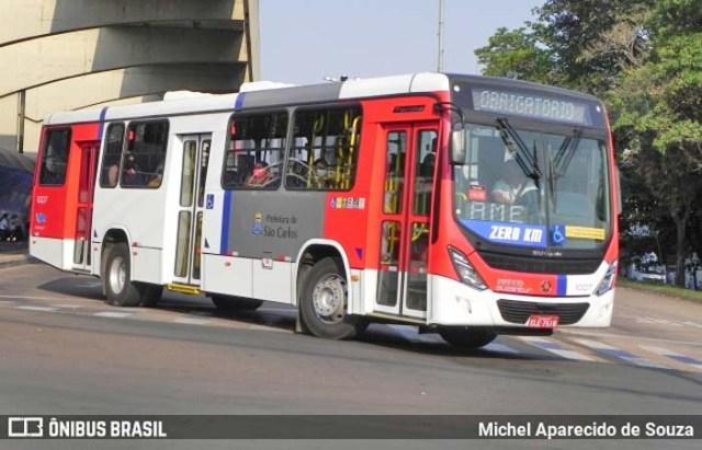 SP: Moradores de São Carlos reclamam da lotação nos ônibus - revistadoonibus
