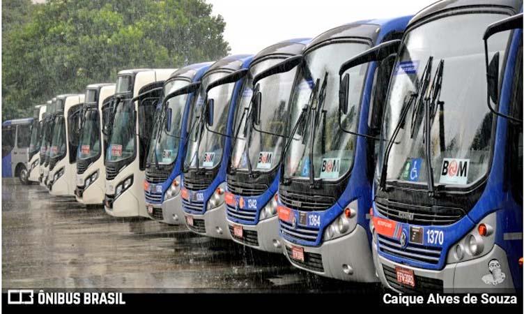 SP: EMTU anuncia reforço das linhas de ônibus no ABC com mais 38 viagens