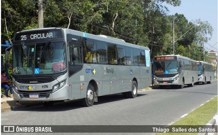 SP: Bertioga analisa propostas para licitação de ônibus na quinta-feira 29