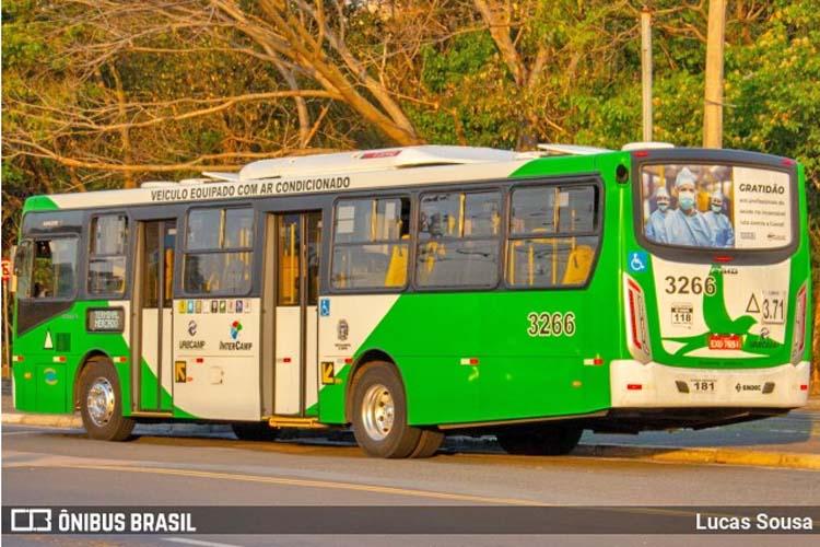 SP: Campinas otimiza itinerário da linha 331 – Terminal Barão Geraldo