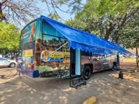 MS: Aquidauana disponibiliza ônibus para atendimento social - revistadoonibus