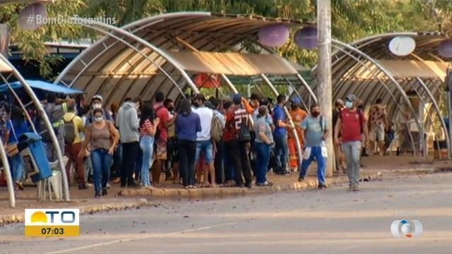 Rodoviários de Palmas decretam greve por tempo indeterminado - revistadoonibus