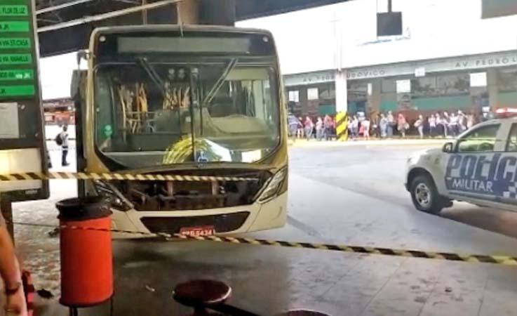 Anápolis: Morre motorista da Urban que teve 80% do corpo queimado