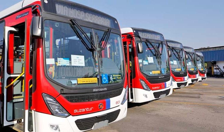 SP: Diadema terá dez novos ônibus urbanos em operação a partir do dia 8