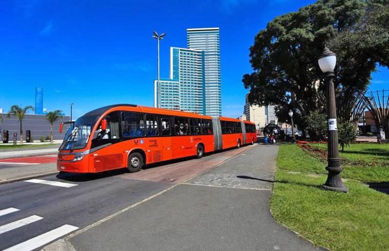 Curitiba afirma que acidentes no transporte coletivo caíram 46% - revistadoonibus