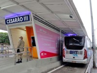 Rio: Prefeitura lança BRT Rosa na Zona Oeste da cidade - revistadoonibus