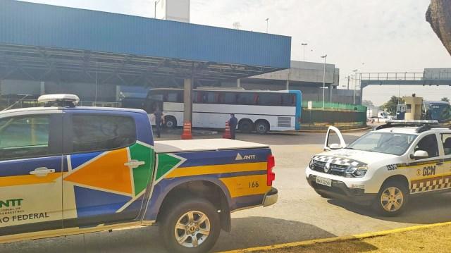 ANTT inicia hoje a Operação Centauro de combate ao transporte clandestino em todo o Brasil - revistadoonibus
