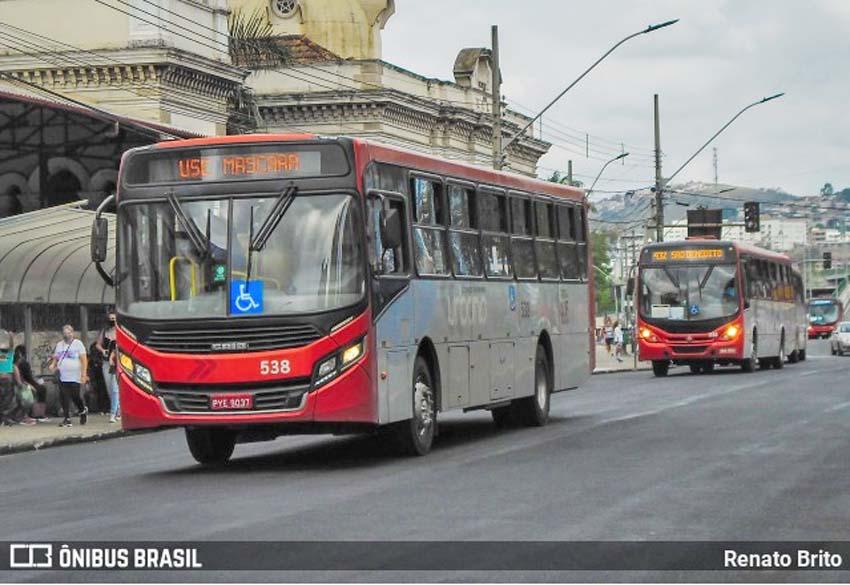 Juiz de Fora: Linha de ônibus com destino a Rodoviária volta circular na cidade