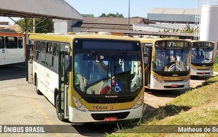 Vídeo: PMDF prende dois bandidos que assaltavam ônibus em Ceilândia