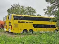 Rio: Ônibus que teriam sido apreendidos são de empresa de turismo, diz Viação Itapemirim - revistadoonibus