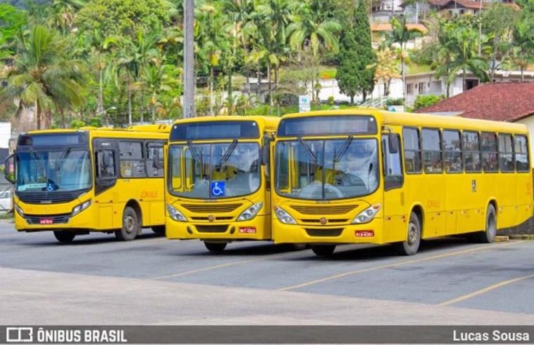 SC: Ônibus de Joinville voltam a circular no domingo e portaria suspende restrição no transporte