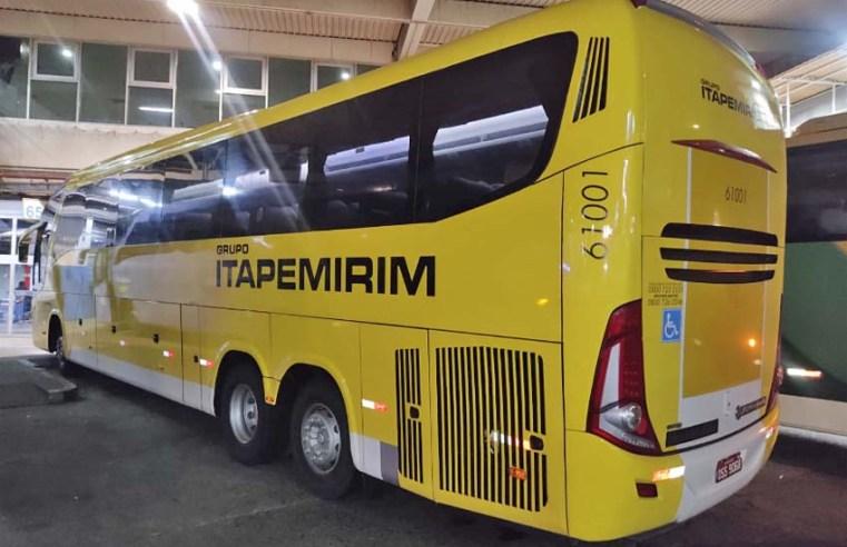 Viação Itapemirim incorpora ônibus que foram da Expresso Guanabara e Real Expresso - revistadoonibus