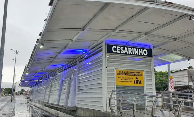 Rio: Prefeitura anuncia a reabertura da 17ª estação na Avenida Cesário de Melo