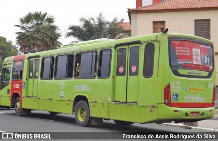 Teresina: Deficiente físico morre atropelado por ônibus na Avenida Frei Serafim nesta manhã
