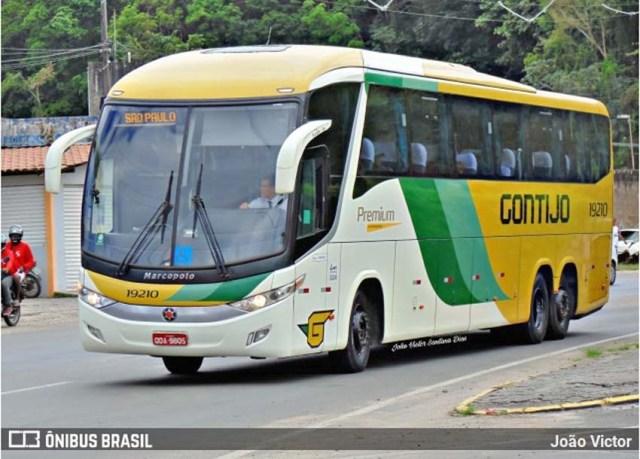 Gontijo oferece passagem por R$ 32 no trecho São Paulo x Belo Horizonte neste feriado - revistadoonibus