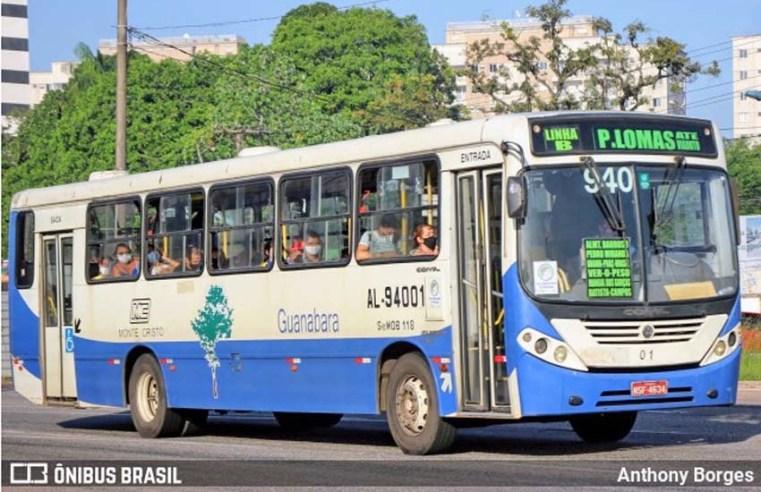 Belém: Rodoviários da Auto Viação Monte Cristo realizam paralisação nesta manhã - revistadoonibus