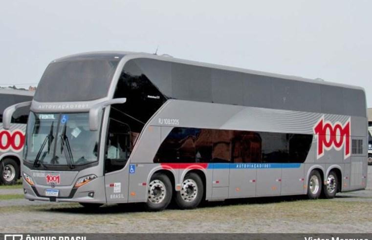 Fabricação de ônibus mostra sinais de retomada