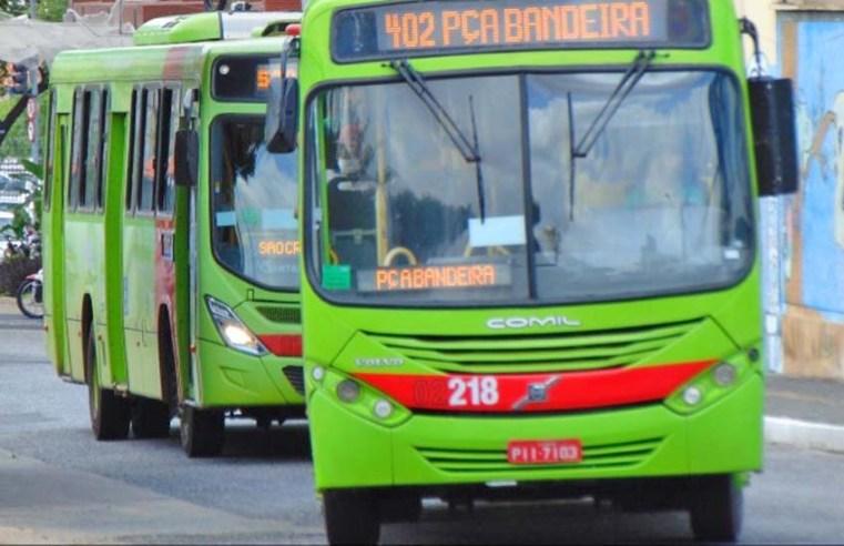 Teresina: Após ameaça de greve, ônibus circulam nesta manhã