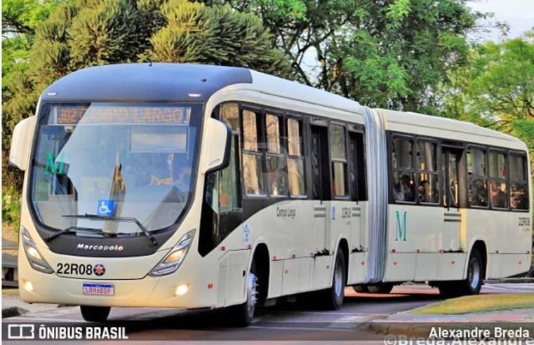 PR: PM realiza operação para evitar assaltos aos ônibus entre Curitiba e Campo Largo