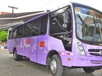 RJ: Macaé recebe nesta próxima segunda-feira (25) a presença do ônibus Lilás - revistadoonibus